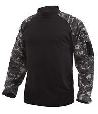 military style combat shirt heat resistant torso urban digital camo rothco 90115