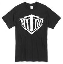 'Nitro' T-Shirt - NWOT (OutFuckingRageous) Jim Gillette/ Michael Angelo Batio