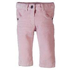 Boboli Ragazza Pantaloni di Velluto a Coste Rosa Tg. 74 - 92