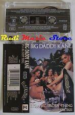 MC BIG DADDY KANE It's a big daddy thing 1989 COLD CHILLIN no cd lp dvd vhs