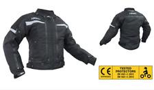 Giacca da Donna Moto 3 strati 4 stagioni con protezioni gomiti spalle schiena