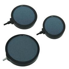 """Round Air Stone Disc  5""""/ 8"""" for pond hydroponics aeroponic aquarium diffuser"""
