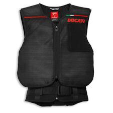 DUCATI Dainese D-Air Airbag Weste ärmellose Jacke Vest MTS D-AIR NEU
