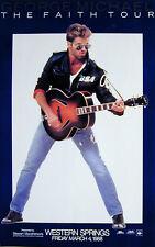 0618 Vintage Music Poster Art - George Michael