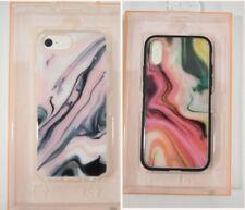 NIB Sonix Clear Coat Case For iPhone 6s/7/8 in Blush Quartz OR iPhone X in Agate