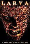 LARVA rare Unrated Horror dvd Gore  WILLIAM FORSYTHE Rachel Hunter