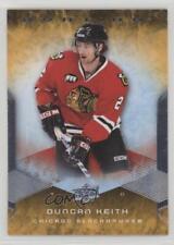 2008-09 Upper Deck Ovation #12 Duncan Keith Chicago Blackhawks Hockey Card
