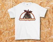 Stranger Things Demogorgon T-Shirt Tee, T Shirt Adult S M L XL, Eleven Dustin