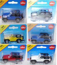 Siku Super 1342 Jeep Wrangler TJ 4.0, ca. 1:55, OVP