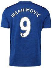 Trikot Adidas Manchester United 2016-17 Away - Ibrahimovic 9 [128 bis XXL]