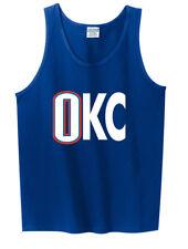 "Russell Westbrook Oklahoma City Thunder ""OKC"" jersey Shirt TANK-TOP"