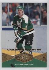 2004-05 Upper Deck Legendary Signatures 19 Craig Hartsburg Minnesota North Stars
