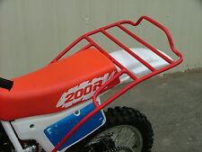 Honda XR200 Motorcycle Rack