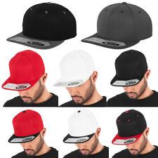 Flexfit Yupoong 110 fitted Snapback Cap  Flexfit One Ten 8 Farben