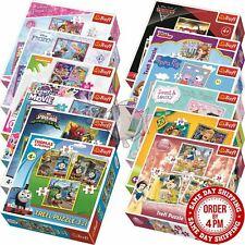 Trefl Disney 3 in 1 20+36+50 Piece Jigsaw Puzzle For Kids
