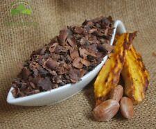 100g-1000g Kakaoschalen geschnitten Kakao Kakaoschalentee Schoko Tee