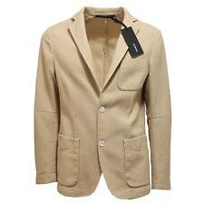 9861N giacca DONDUP CIMOLI beige giacche uomo jackets men