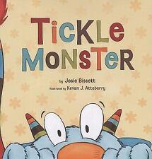 Tickle Monster, Josie Bissett, New Books