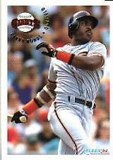 1994 Fleer San Francisco Giants Baseball Card #684 Barry Bonds