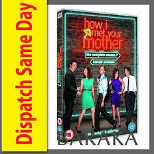 HOW I MET YOUR MOTHER COMPLETE SEASON SERIES 7 DVD 3 discs BOX SET
