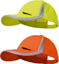 Warnschutz Base-Cap Kappe Neongelb leuchtorange