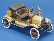 O SCALE 1/48 WISEMAN 1911 MODEL T FORD TORPEDO KIT NM-909TD NATIONAL MOTOR CO.