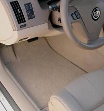 Cadillac CTS Carpet Floor Mats 4pc Lloyd ULTIMAT 2003-2014 Ebony Gray LtCashmere