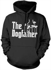 Les DogFather Chien Parodie Sweat ? Capuche Unisexe - Nombreuses Couleurs