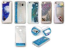 Fun funda móvil, funda, funda protectora, funda brillo estrellas líquido polvo de estrellas  teléfonos móviles.