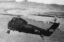 """Militaria - Aviation - Algérie  - Sikorski H34 """"Corsair"""" de l'aéronavale"""