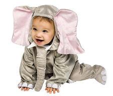 Infant Cuddly Elephant Animal Costume