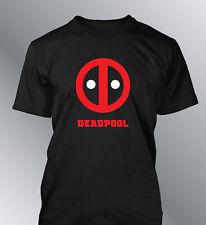 Tee shirt homme Deadpool S M L XL XXL super anti-heros Marvel comics