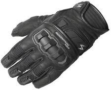 Scorpion Men's KLAW II Short Cuff Leather Motorcycle Riding Gloves (Black)