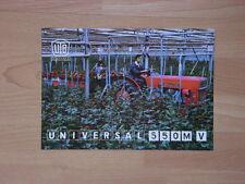 UTB Romania Universal 550 MV, Prospekt / Brochure / Depliant, D, selten