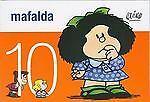 Mafalda 10 (Spanish Edition)-ExLibrary