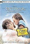 The Notebook (DVD, 2007, Movie Pass)