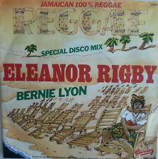 "7"" 1979! BERNIE LYON Eleanor Rigby ( BEATLES CV) MINT-!"
