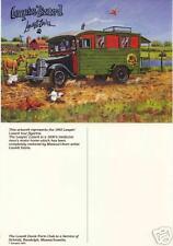 Lowell Davis Leapin' Lizard Postcard