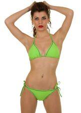 ARENA - COSTUME BIKINI - REVO TRIANGLE - SHINY GREEN/REBEL BLUE - 8708464