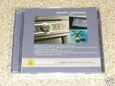 RENAULT NAVIGAZIONE CD CARMINAT SPAGNA/PORTOGALLO V27 NUOVO 8200764274