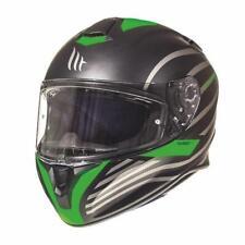 Mt CASCO facial completa Doppler Targo-Matt negro/verde