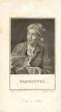 CONTES MORAUX par MARMONTEL - 1824/4 volumes complet