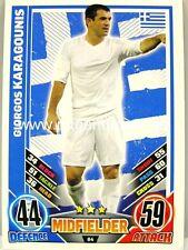Match Attax Euro EM 2012 - #084 Giorgos Karagounis - Griechenland