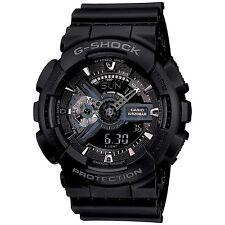 G-Shock Mens Watch GA110-1B X-Large Black Analog Digital Military Sports