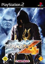 Sony Playstation PS2 - Spiel | Tekken 4 | inkl. OVP