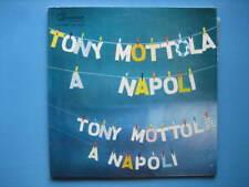 TONY MOTTOLA a NAPOLI - LP ORIGINALE