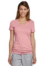 Schiesser Mujer Mix & Relax Camiseta 36-44 S M L Xl Xxl Camisa de dormir ropa