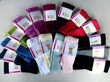 Hudson Kinderstrumpfhosen Kinder Strumpfhose Basic UNI 97% Baumwolle 80-164