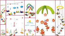 Juguete Móvil Colgante Cuna, Corralito, Cuna, Para Niños, sala de decoración muy Nuevo