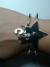 bracciale personalizzato con 2 tue iniziali picc regolabile initials bracelet in